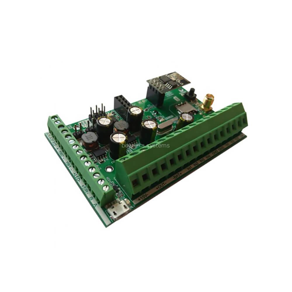 GSM-сигналізація з Wi-Fi ОКО-EXW