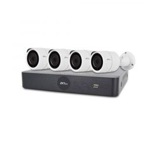 ip-komplekt-videonablyudeniya-s-4-kamerami-zkteco-kit-854ner-4p-4-bs855l11b-87967 — Bezpeka.Systems