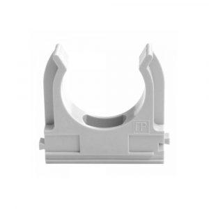 klipsa-dlya-gofry-25-mm-5-sht-up-seraya-857983 — Bezpeka.Systems