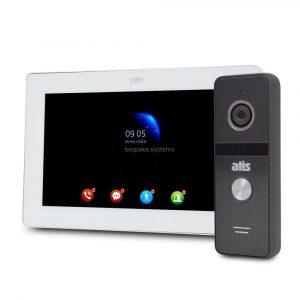 komplekt-videodomofona-atis-ad-77fhd-white-at-4fhd-black-87245 — Bezpeka.Systems