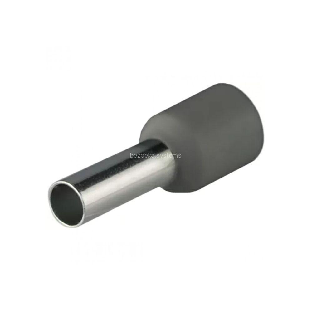 Наконечник трубчаcтий з ізоляцією  0.14/8 (500 шт.)