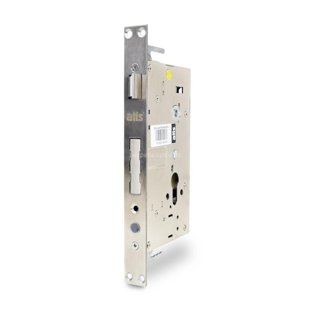Ригельний замок ATIS Lock Mortise SS-L врізний для системи контролю доступу