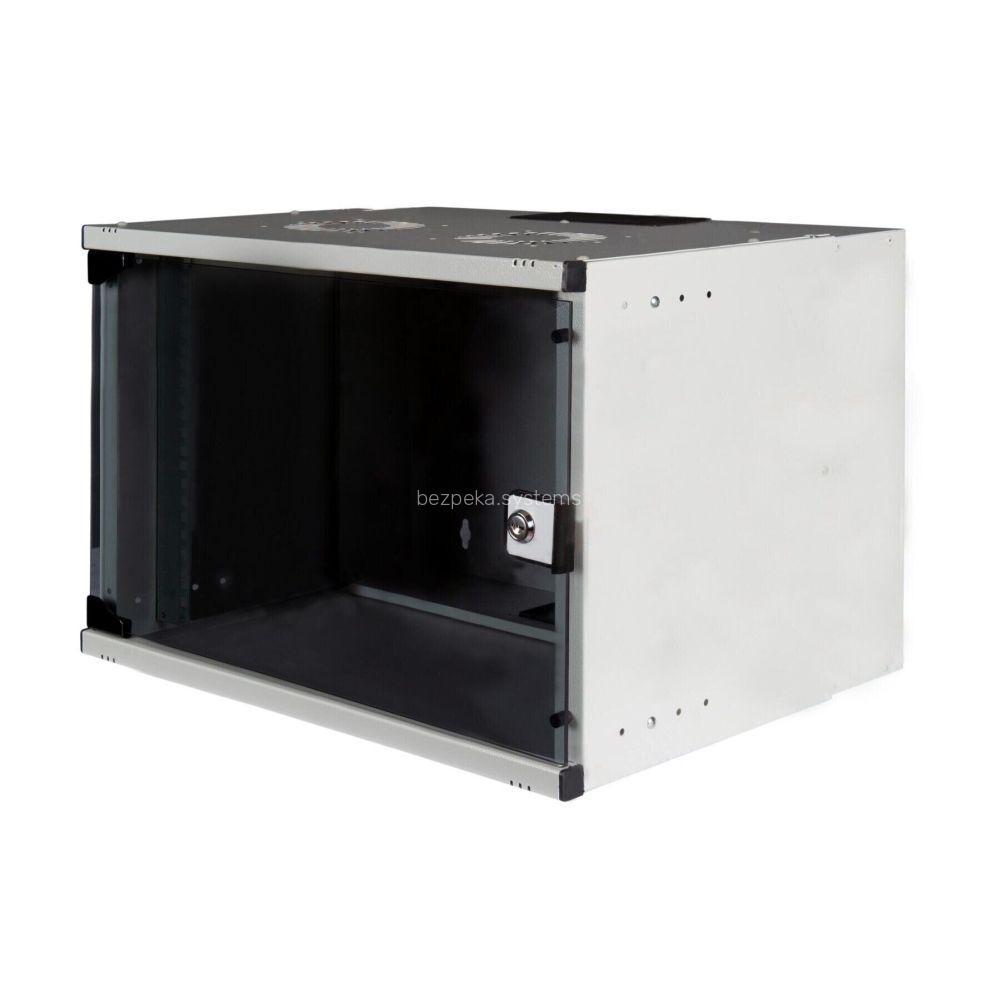 Шафа серверна Hypernet 12U 540 x 400 WMNC-40-12U-SOHO-FLAT для мережевого обладнання