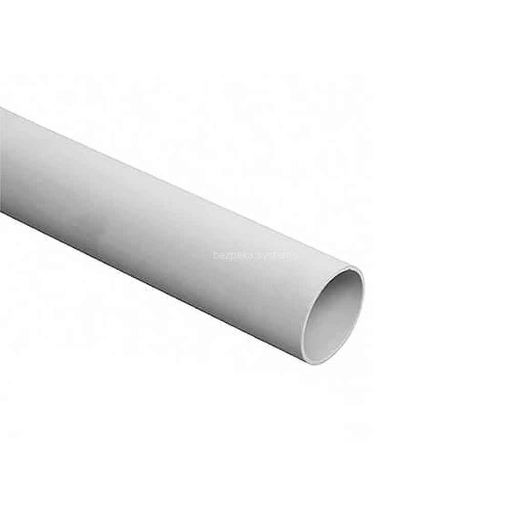 Труба гладкостінна ПВХ ДКС 40 мм Light (3 м)