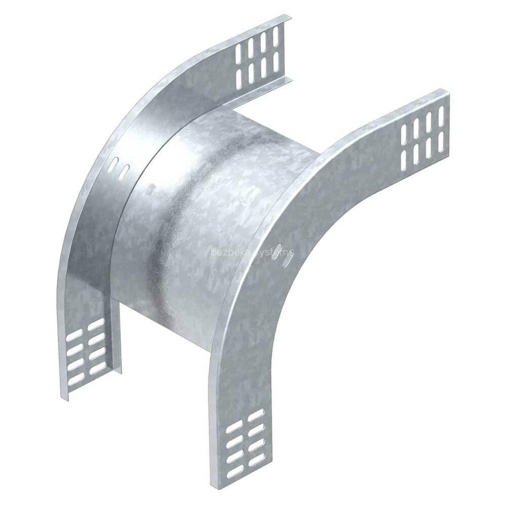 Вертикальна секція зовнішня OBO Bettermann 90° 60х150 7007059 для кабельних лотків